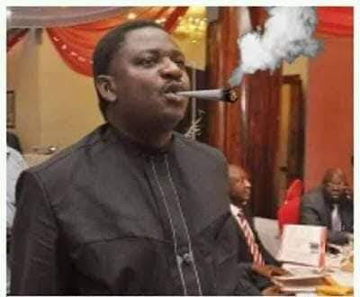 FFK Blasts Femi, Says He's Suffering From Demastic Anointing