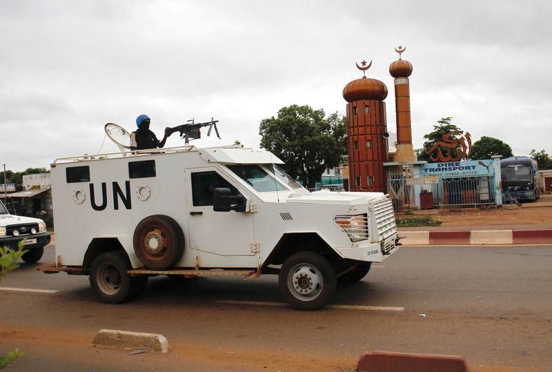 KILLING IN EASTERN CONGO MAY AMOUNT TO CRIME AGAINST HUMANITY.>>>U.N