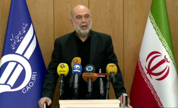 WAR: IRAN SPEAKS ON 'SHOOTING DOWN' UKRAINIAN AIRLINER WITH 180 ON BOARD: