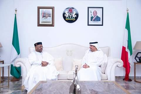 Akwa Ibom State Partners UAE For Greater Bilateral Relations.