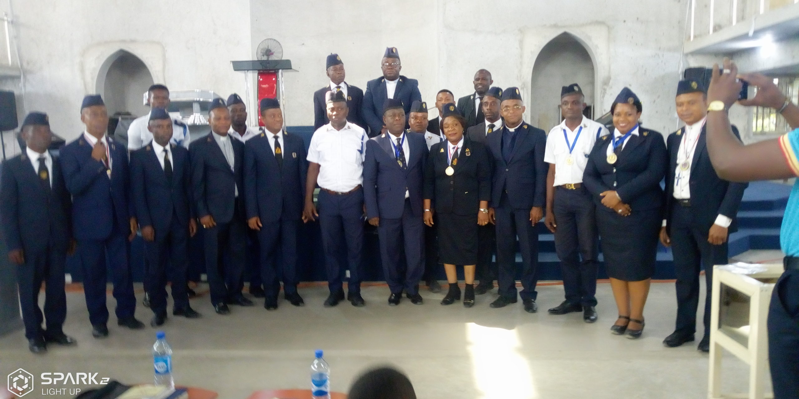 Boy's Brigade Nigeria Observes Their Annual Prayer Conference And Rededicate> Akwa Ibom State Council To God
