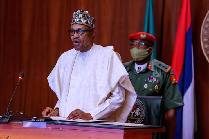 Mr. Ibrahim Magu Was Not Immune To Face The Wrath Of The Law, President Buhari Reacts To Magu's Suspension