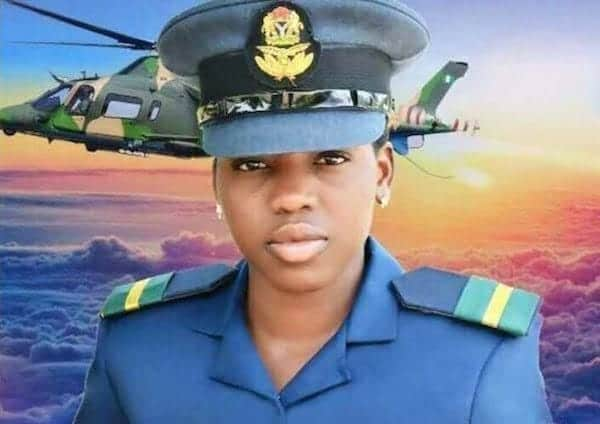 Former President Goodluck Jonathan Pens Down Emotional Tribute To The Flying Officer,  Late TOLULOPE AROTILE