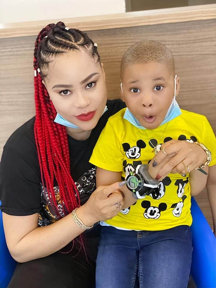 The Sunshine Of My Life, My Moon And My Stars, The Blood Of My Blood, The Light Of My World; FFK Eulogizes His Beautiful Wife (Photos)
