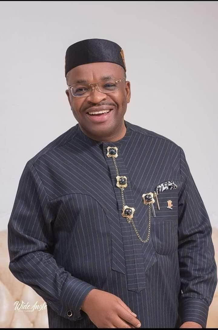 BREAKING: Gov. Udom Emmanuel Reconstitutes  New Board of The Aks College Of Education, Afaha Nsit, As Barr. Dan Abia Jnr. Becomes The Chairman