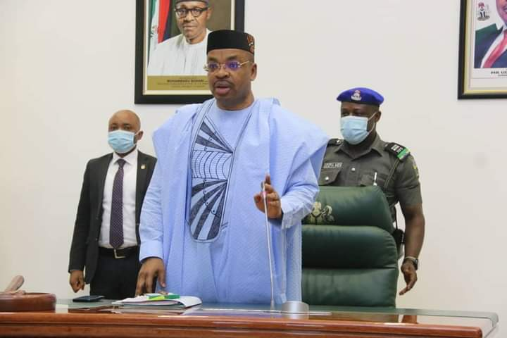 FULL BRIEFING ON THE AKWA IBOM STATE GOVERNMENT EXECUTIVE COUNCIL MEETING OF AUGUST 12, 2020