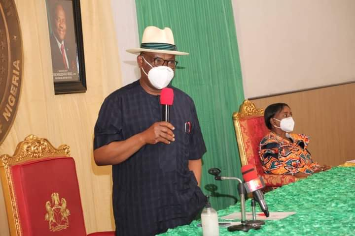 PDP Is The Only Hope For Nigeria, Wike Says As He Blasts APC Government